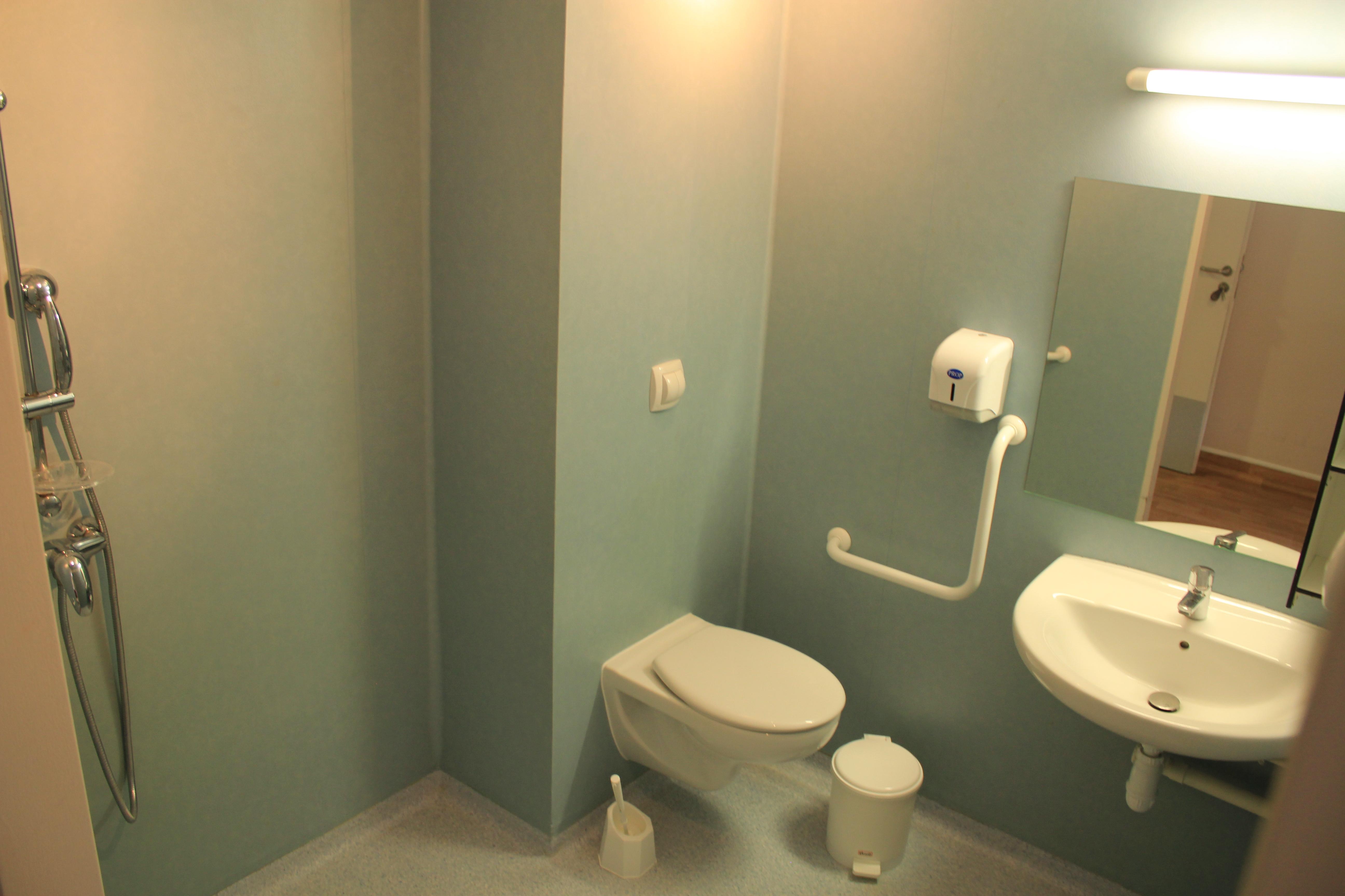 La chambre type au sein du EHPAD Foyer Saint Joseph - Votre chambre